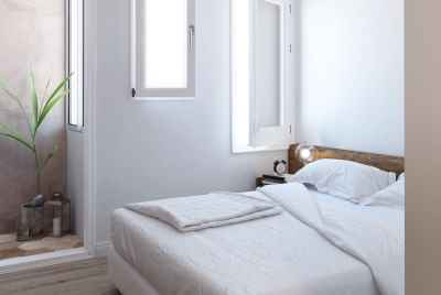 Renovated modernist apartment in the center of Barcelona